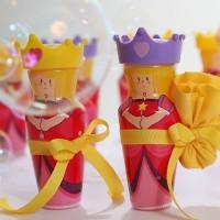 Μπομπονιέρα Βάπτισης (Soap Tales)  Σαπουνόφουσκα Πριγκίπισσα